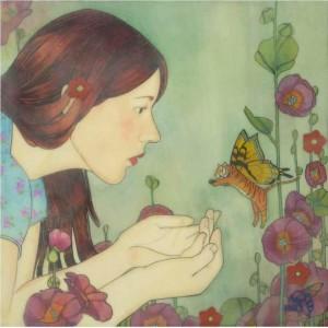 Mary alayne Thomas- Tigerfly